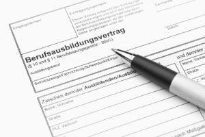 Aufhebungsvertrag zum Berufsausbildungsvertrag