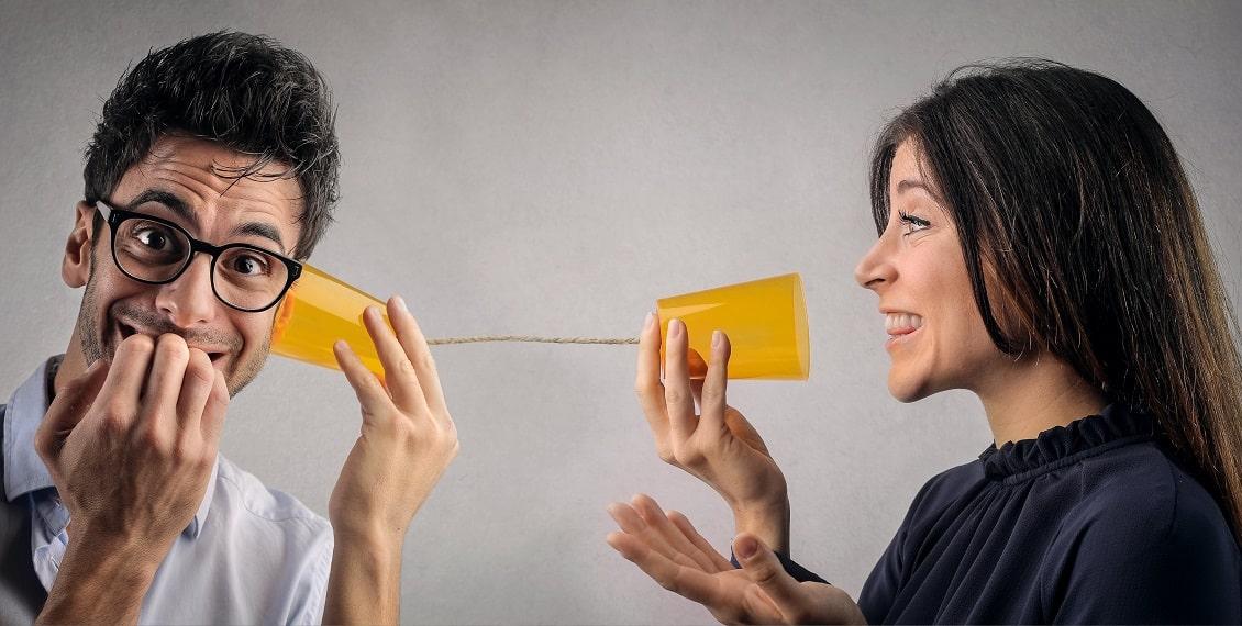 Kommunikation am Arbeitsplatz