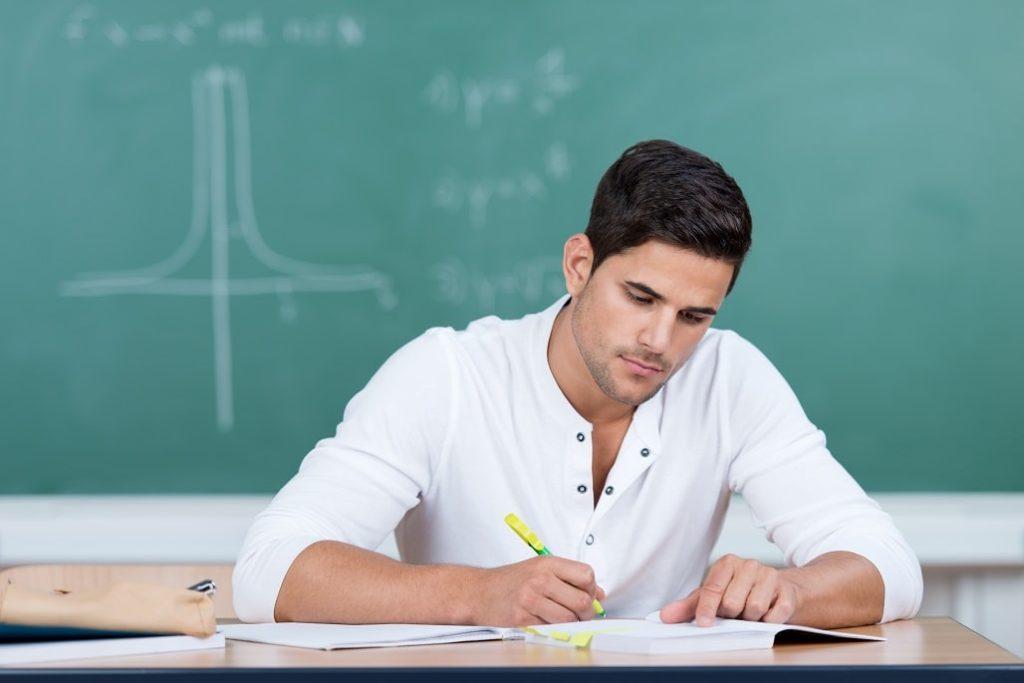 Ausbildung zu Ende - Studium