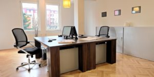 Ausbildung im Kleinbetrieb - Titelbild kleines Büro