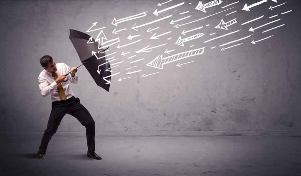 Umgang mit Absagen - nicht alles auf sich selbst beziehen